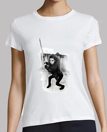"""Apocalipsis"", B&N, camiseta mujer, McHarrell original."