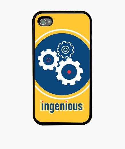 """""""Ingenious"""", Funda iPhone 4,..."""