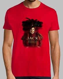 """Jack vuelve 02"", camiseta hombre, McHarrell original."
