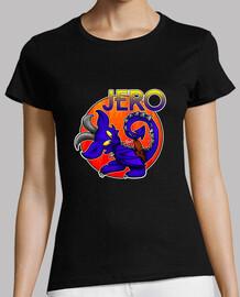 """JERO"", Mujer, manga corta, EliFox Original"