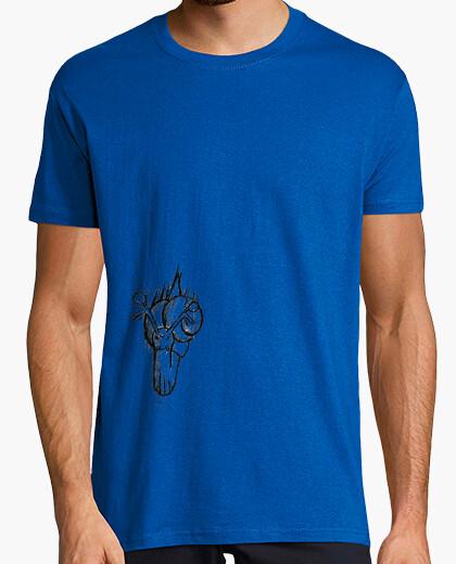 Camiseta 35464 - caracol rapido