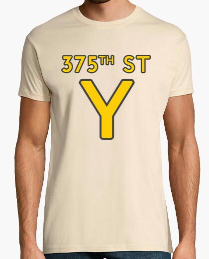 Camiseta 375a calle y - tenenbaums reales