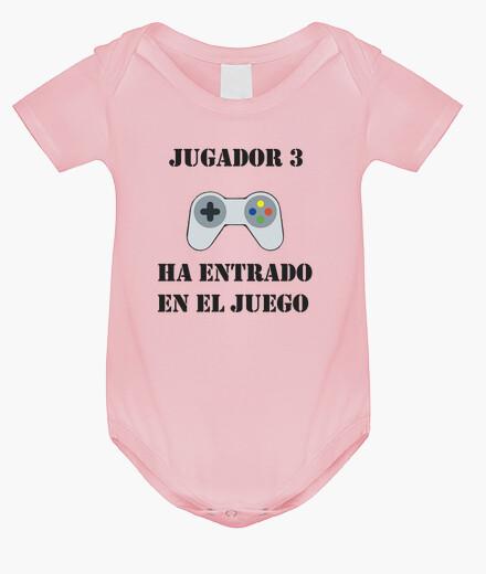 Vêtements enfant 3 bébé joueur