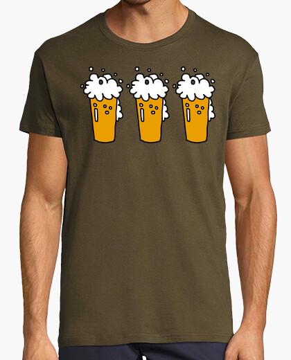 T-shirt 3 birras