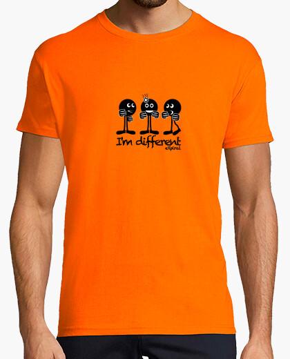 Camiseta 3 cocos negros