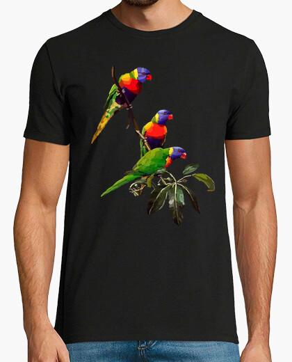 Camiseta 3 Cotorras