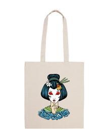 3 couleurs geisha okamisama