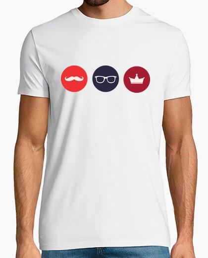 Camiseta 3 dots