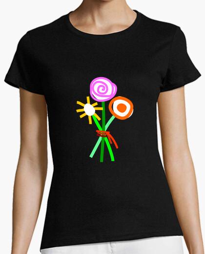 Camiseta 3 FLORES