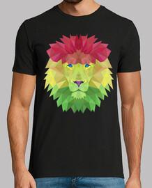 3d rasta lion