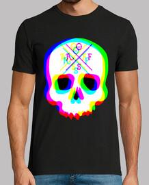 3d skull af tribute