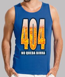 404 - No queda birra CT1