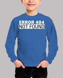 404 Fehler nerd