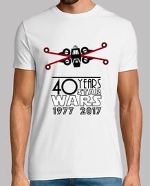 40 Aniversario Star Wars