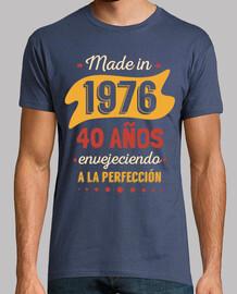 40 anni di invecchiamento alla perfezione