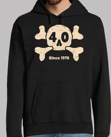 40 anni di teschio dal 1976
