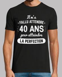 40 anni per raggiungere la perfezione v1