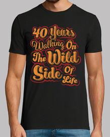 40 anni wild side