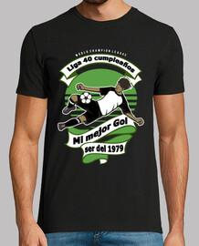 40 años 1979 - Fútbol
