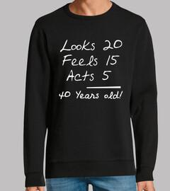 40 años de edad