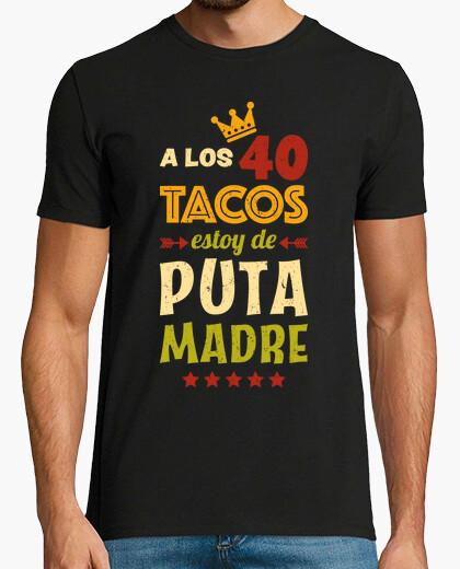 40 blocks t-shirt