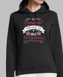 40 con esperienza
