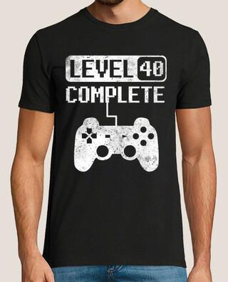 Camisetas cumpleaños