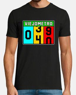 40 Cumpleaños Viejo-Metro