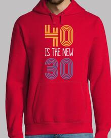 40 est le nouveau 30