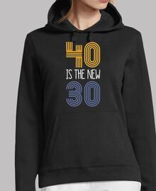 40 ist die neue 30