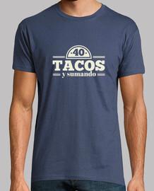 40 tacos