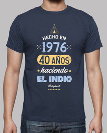 40 years by the indian
