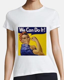 419806 Rosie la remachadora we can do it