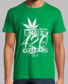 420 LEGALIZE White