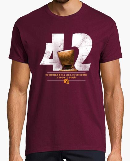 Camiseta 42 - El Sentido de la Vida