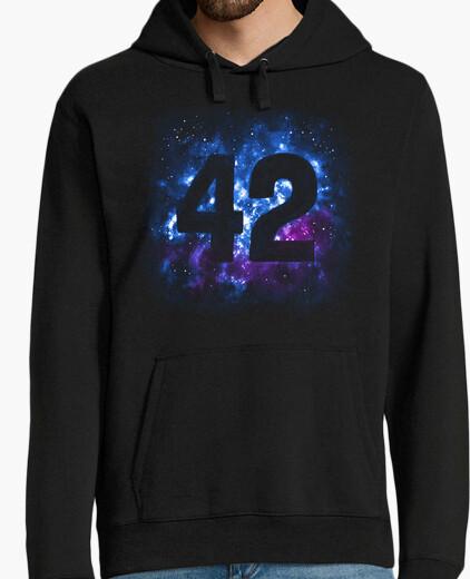 Jersey 42 en el espacio
