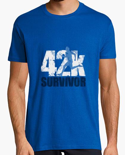 Camiseta 42k Survivor