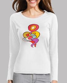 476980 figura multicolor y lila