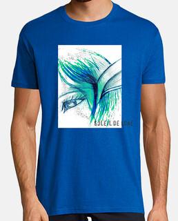 486640 Tee Shirt Homme - Elfe Bleu