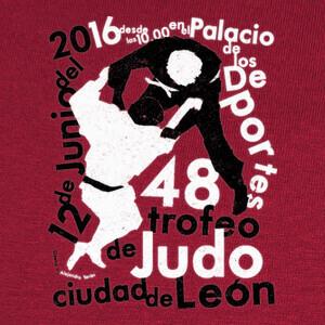 48 Trofeo ciudad de León Judo T-shirts