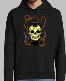 492 anchor skull tattoo o