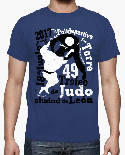49 trophy lion city judo t-shirt