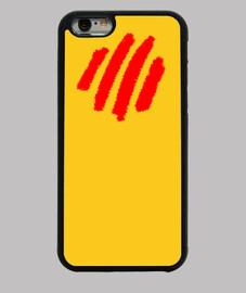 4 Barres - Funda Iphone 6