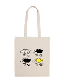 4 mouton (2) jaune