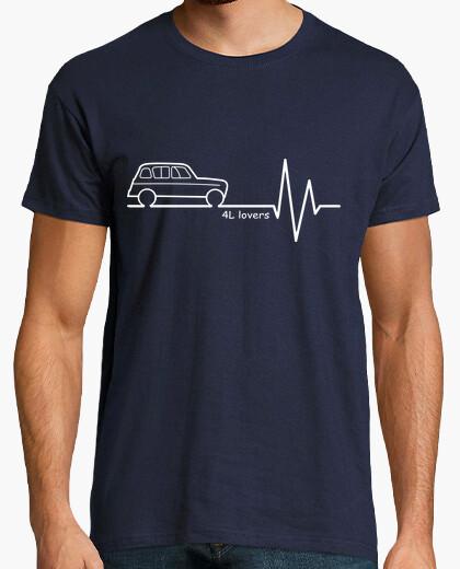 Camiseta 4L lovers