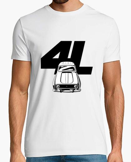 T-shirt 4l w