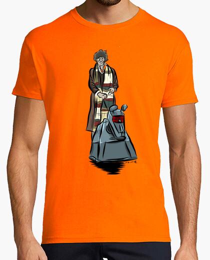 Camiseta 4th y k9