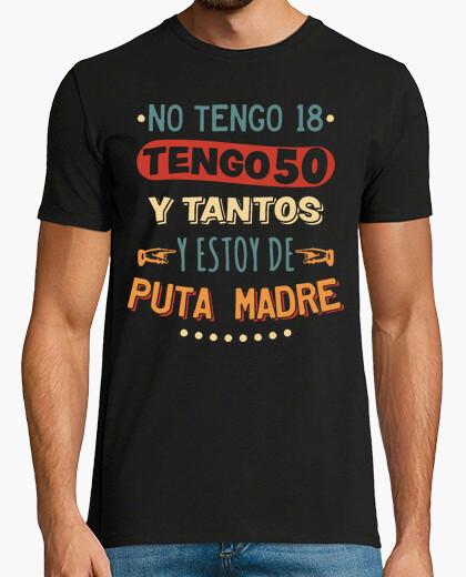 T-shirt 50-quarantina