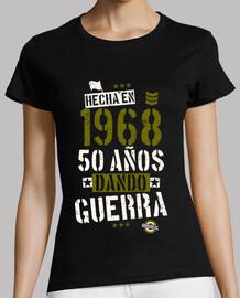 50 anni dando la guerra. 1968