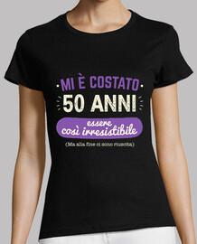 50 anni essere così irresistibile